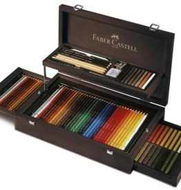 Faber Castell Faber-Castell Art & Graphic Collection Potloden in Luxe koffer