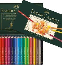 Faber Castell Faber-Castell Polychromos kleurpotloden etui à 36 stuks