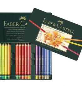 Faber Castell Faber-Castell kleurpotlood Polychromos etui à 60 stuks