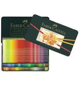 Faber Castell Faber-Castell kleurpotlood Polychromos blik à 120 stuks