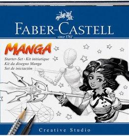 Faber Castell Faber Castell Pitt Artist Pen Manga starterset
