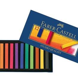 Faber Castell Faber Castell Creative Studio Softpastel 12 delig etui pastelkrijt
