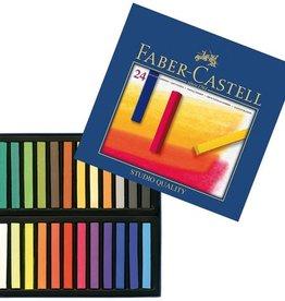 Faber Castell Faber Castell Creative Studio Softpastel 24 delig etui pastelkrijt