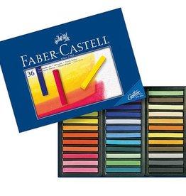 Faber Castell Faber Castell Creative Studio Softpastel 36 delig etui pastelkrijt