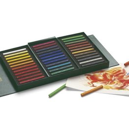 Faber Castell Faber Castell Polychromos atelierbox à 36 stuks pastelkrijt