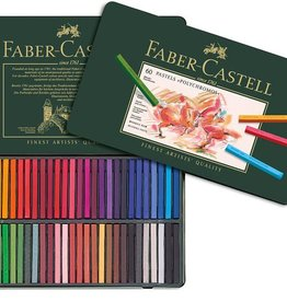 Faber Castell Faber Castell Polychromos etui à 60 stuks pastelkrijt