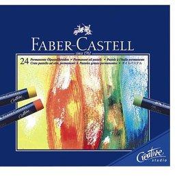 Faber Castell Faber Castell Creative Studio etui a 24 stuks oliepastelkrijtjes