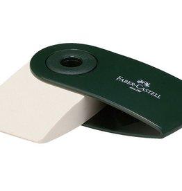 Faber Castell Faber Castell SLEEVE groen gum