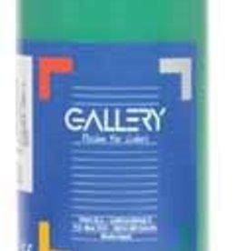 Gallery Gallery plakkaatverf, flacon van 1 l, donkergroen