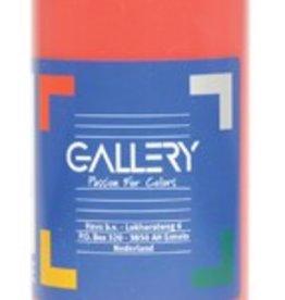 Gallery Gallery plakkaatverf, flacon van 500 ml, lichtrood
