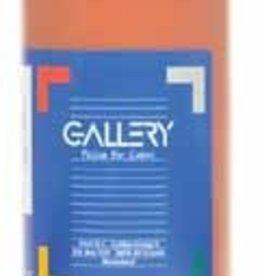 Gallery Gallery plakkaatverf, flacon van 1 l, lichtbruin