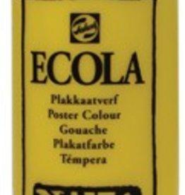 Talens Talens Plakkaatverf Ecola flacon van 500 ml, geel