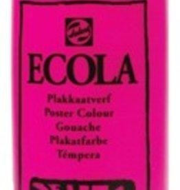 Talens Talens Plakkaatverf Ecola, flacon van 500 ml, magenta