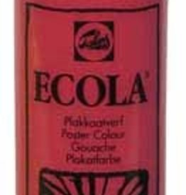 Talens Talens Plakkaatverf Ecola flacon van 500 ml, karmijnrood