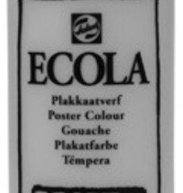 Talens Talens Plakkaatverf Ecola flacon van 500 ml, citroengeel