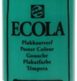 Talens Talens Plakkaatverf Ecola flacon van 500 ml, donkergroen