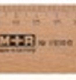 Mobius & Ruppert Mobius lat uit hout 30 cm