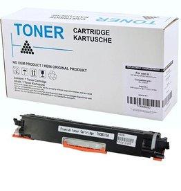 Hewlett-Packerd NuOffice Hp 126A Ce313A Laserjet Cp1025 magenta Compatible toner