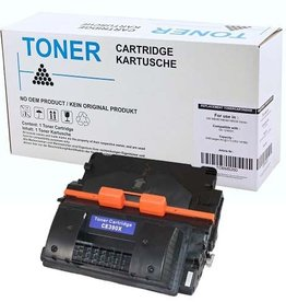 Hewlett-Packerd NuOffice HP 90X CE390X Compatible toner