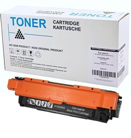 Hewlett-Packerd NuOffice HP 647A CE260A zwart Compatible toner