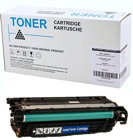 Hewlett-Packerd NuOffice HP 648A CE261A cyan Compatible Toner
