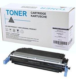 Hewlett-Packerd NuOffice HP 643A Q5950A zwart Compatible toner