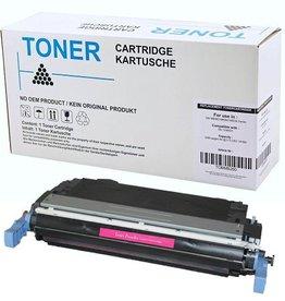 Hewlett-Packerd NuOffice HP 643A Q5953A magenta Compatible toner