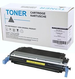 Hewlett-Packerd NuOffice HP 502A Q6472A geel Compatible toner