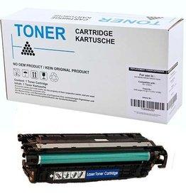 Hewlett-Packerd NuOffice HP 504X CE250X, Canon 723H zwart Compatible toner