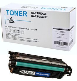 Hewlett-Packerd NuOffice HP 507A CE403A magenta Compatible toner