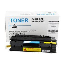 Hewlett-Packerd NuOffice HP 05A, CE505A, Canon 719 Compatible toner