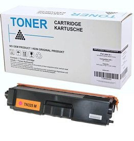 Brother NuOffice Brother TN-320M TN325M magenta Compatible toner