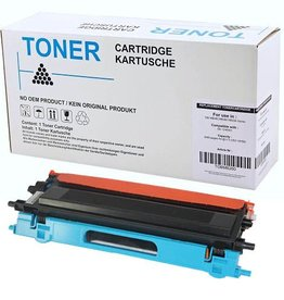 Brother NuOffice Brother TN130C TN135C cyan Compatible toner