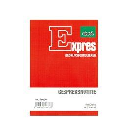 Sigel Sigel Expres gespreksnotitieblok A6 100 blad