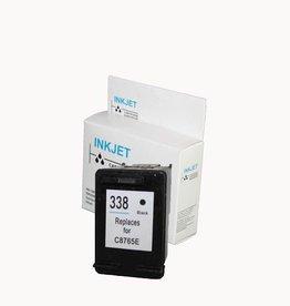 Hewlett-Packerd NuOffice HP-338 HP 338 C8765EE Compatible inkt cartridge