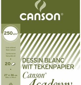 Canson Canson Tekenblok Academy ft 27 x 36 cm