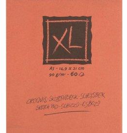 Canson Canson schetsblok XL ft 14,8 x 21 cm (A5)