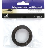 Kangaro Kangaro magneetband  zelf-klevend 12,5mm x 1 meter