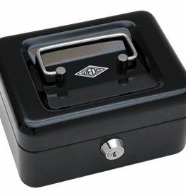 Wedo Wedo geldkoffer, ft 12,5 x 11,5 x 8 cm, zwart