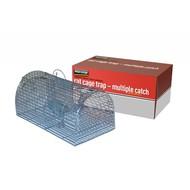 Diervriendelijke Vangkooi voor Ratten