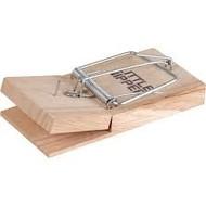 SUPER AANBIEDING Muizenklem 2 stuks, van hout