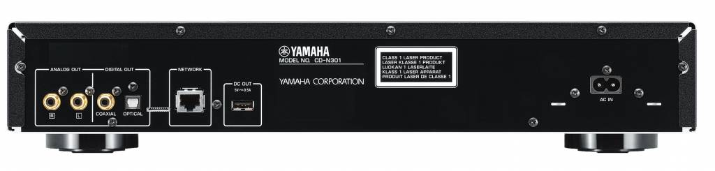 Yamaha Yamaha - CD-N301