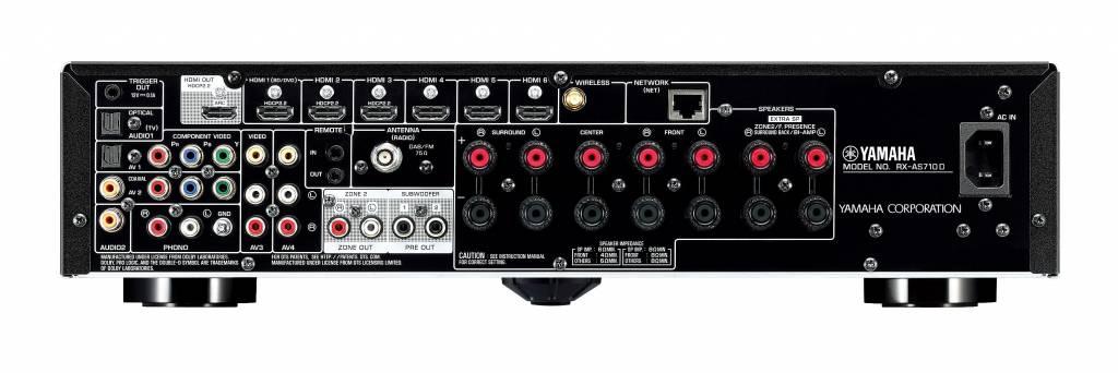 Yamaha Yamaha - RX-AS710D
