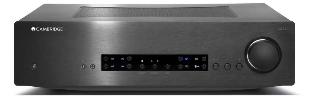 Cambridge Audio Cambridge Audio - Cambridge CX-80 stereo versterker/dac