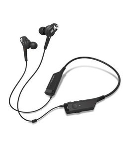 Audio Technica Audio Technica ANC40BT in ear BlueTooth hoofdtelefoon met noise cancelling