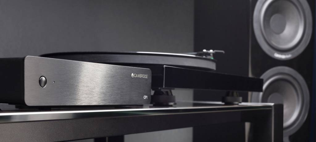 Cambridge Audio CP1 MM Phono Voorversterker