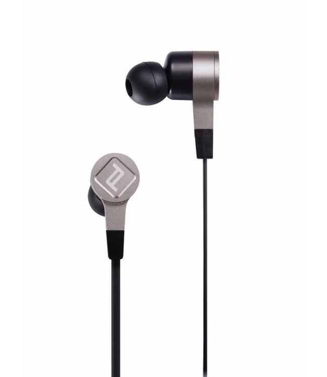 KEF Porsche Design Motion One Bluetooth in ear hoofdtelefoon