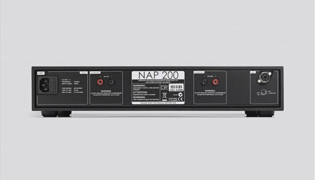 NAIM Audio NAP 200 DR