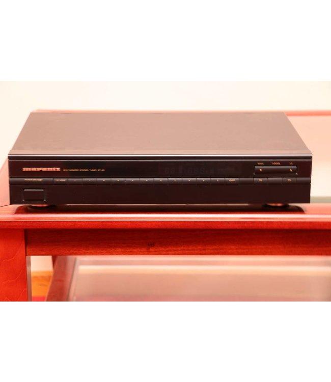 Marantz ST-40 FM tuner zwart
