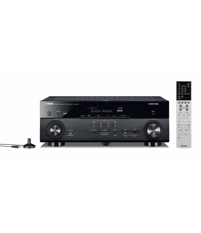 Yamaha RX-A670 surround receiver